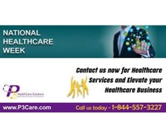 Don't have time to create medical bills? P3Care is here to help!