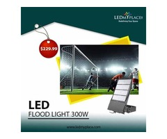 Purchase Now 300 watts LED Flood Light For Warehouse