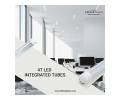 Switch To LED Integrated Tubes To Make Your Workspace Attractive