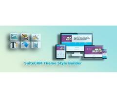 SuiteCRM Theme Style Builder