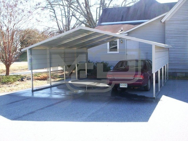 Inexpensive Double Metal Carports For Sale in Mount Airy, NC | free-classifieds-usa.com