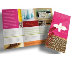 Brochure Design and Printing Services   Axiom Designs & Printing