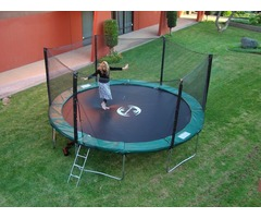 Round Trampoline | Available Online Now