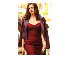 Oceans Eight Anne Hathaway Leather Jacket