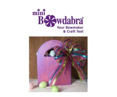 Go Green this Easter with Home-Made Bowdabra Gift Wrappings