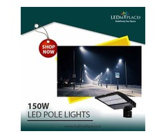 Ensure Safety of the Residents by Installing 150w LED Pole Light at the Residential Buildings