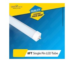 Make Your Homes More Beautiful by Installing 8ft Single Pin LED Tube