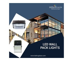 Energy-Efficiency LED Wall Pack With With Photocell Sensor