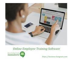 Online Employee Training Software – Business Hangouts