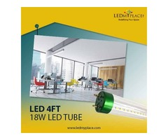 Use 4FT LED Tube Light to Increase Sales