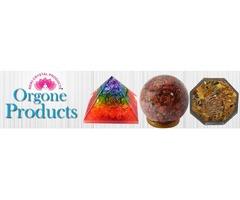Buy Crystal stone Orgone & Orgonite Ball, Pyramids, Coasters, Pencil