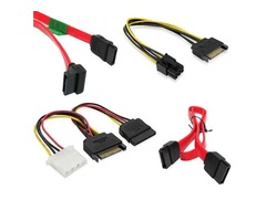 Buy quality SATA / eSATA Cables and a huge variety of other Cables