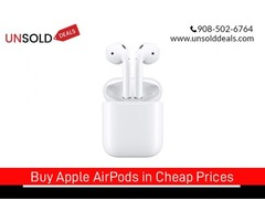 Buy Apple AirPods in Cheap Prices