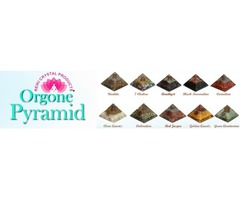 Shop Now Orgone and Orgonite Crystal Pyramids Stone