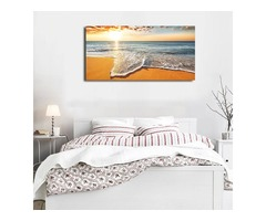 Beach Canvas Wall Art For Sale