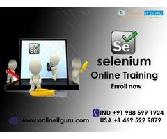 selenium course | selenium online training