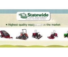 Buy the best turf equipment for sale