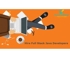 Hire full stack Java Developer