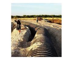 Corrugated Drain Pipe Fittings