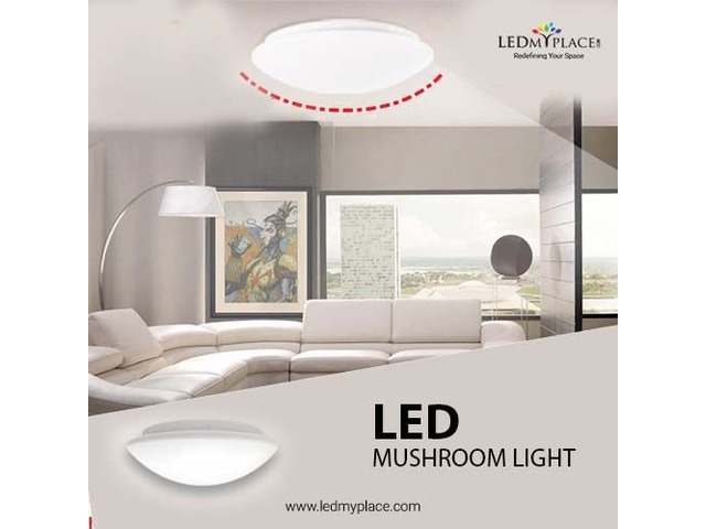 Install LED Flush Mount Lights To Illuminate Your Home | free-classifieds-usa.com