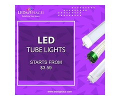 Buy Now Eco-friendly Indoor T8 LED Tube Lights On Sale