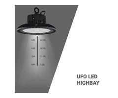 150 Watt LED High Bay UFO Lights -20,000 Lumens- Ultra Efficient 130 Lumens to Watts | free-classifieds-usa.com