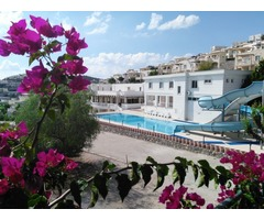 Flamingo-Country-Club Apartment to Daily Rent in Bodrum Peninsula, Turkey