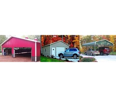 Metal Carports, Garages, Barns for Sale In North Carolina