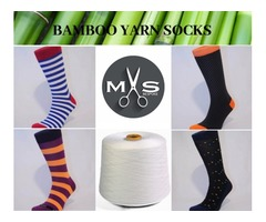 Bamboo Yarn Socks