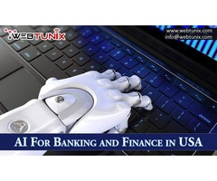 Benefits of Artificial Intelligence in banking and finance: USA