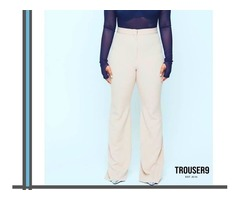 The features of Women's Work Trousers