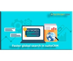 SuiteCRM Global Search