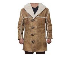 Cullen Bohannon Distressed Coat