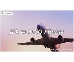 JFK to MCO Flights Starting from $165 at Flightsbird