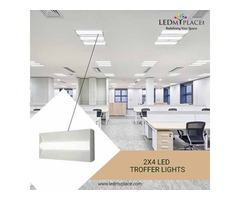 LED Troffer Lights can Enhance Your Savings