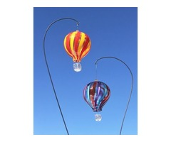 Balloon In Flight (Artist and Artists Biography in Santa Fe)