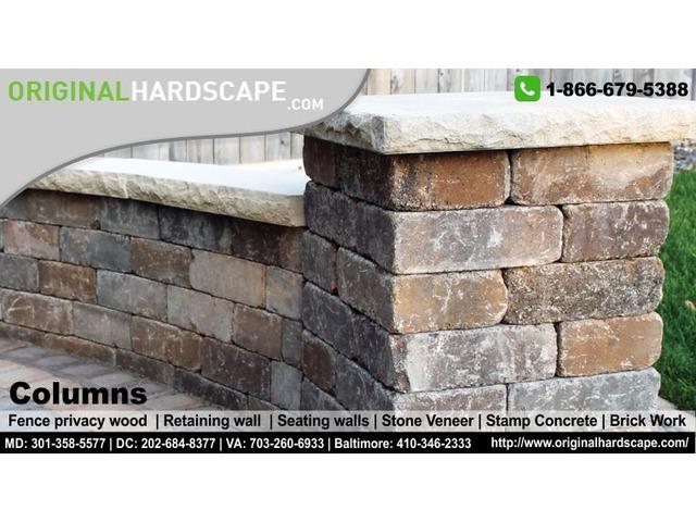Original Hardscape Maryland, Virginia  | free-classifieds-usa.com