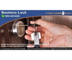 New Lock Installation services in Rockville MD