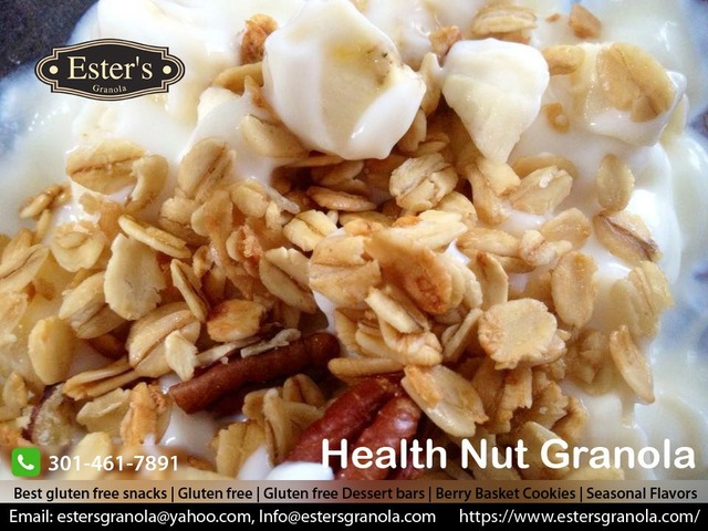 Granola Sampler Pack Silver Spring MD | free-classifieds-usa.com