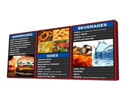 Restaurant Digital Signage Solutions