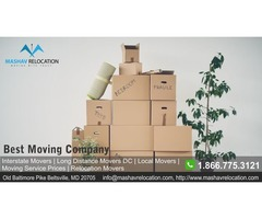 Columbia MD moving company