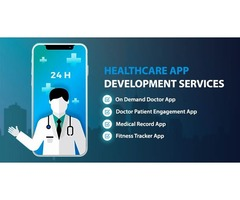 Health care app development services