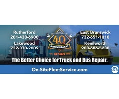 Municipal Fleet Maintenance Services in East Brunswick