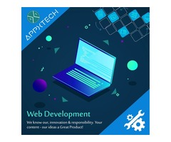 Web Development Company in India & US | Appxtech
