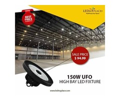 Buy 150W UFO High Bay LED on Discounted Sale