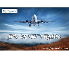 Special offers on Direct Flights from JFK to FLL at Flightsbird