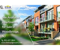 Buy Best Apartments in Woodbridge NJ