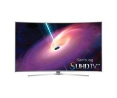 "Samsung JS9500 Series 88""-Class 4K SUHD Smart 3D Curved LED TV"
