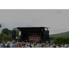 Schedule Your Tickets For USA Music Festivals - FreshGrass