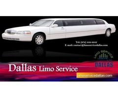 Ride in style with our Luxury Limo in entire USA